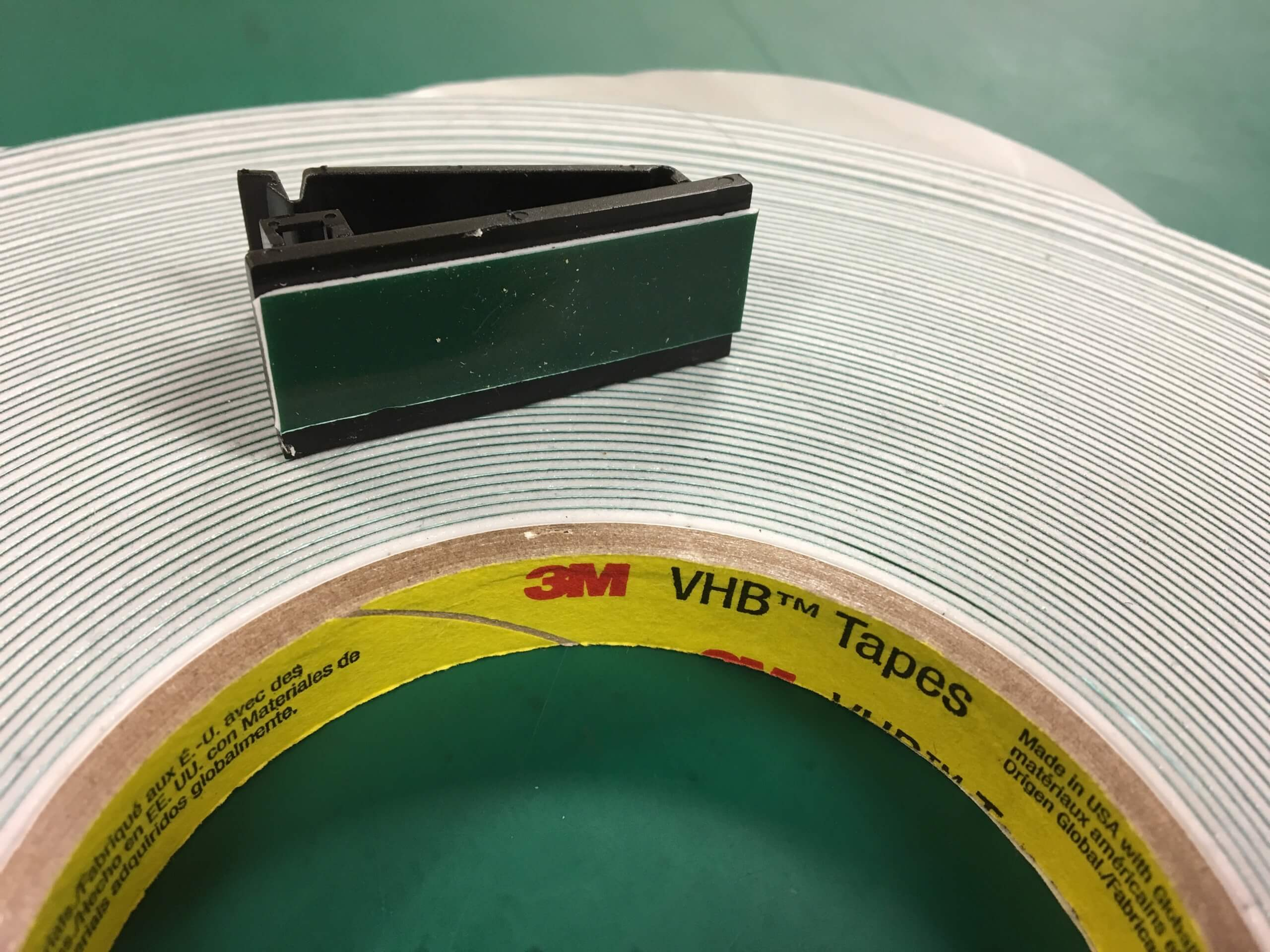 Image #13 Replacing Stock Tape With 3M VHB Tape