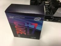 Intel i7-8700K CPU